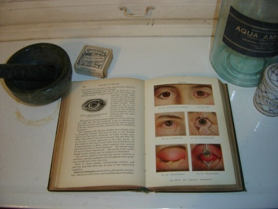 Manual of the Diseases of the Eye for Students and General Practitioners Charles May 1924 Book
