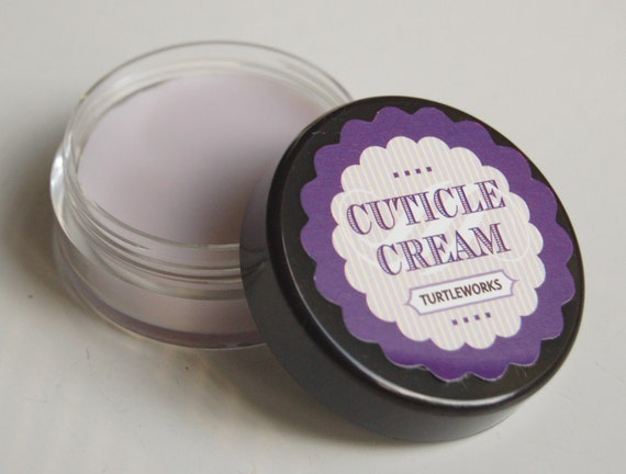 Soy Cuticle Cream - Lavender