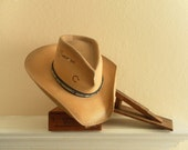 Charlie 1 Horse Western Straw Unisex Cowboy Hat Size 7 3/8