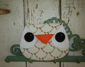 Owl Envelope Clutch Purse - Mini Bunting