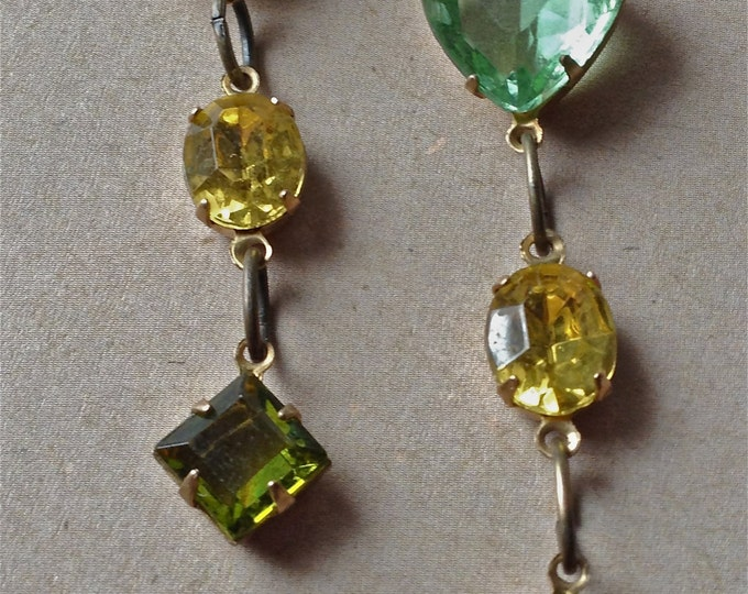 Jewelry, Earrings, Swarovski Crystal Earrings, Vintage Earrings, Unique Earrings, Crystal Earrings, Earrings for Women, Fashion Earrings