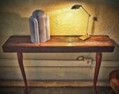 Entryway Table (Rustic-Reclaimed Wood)