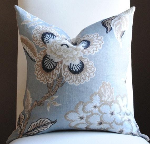 Beautiful Decorative Throw Pillows : Beautiful FLORAL Decorative Pillow Cover Hot House