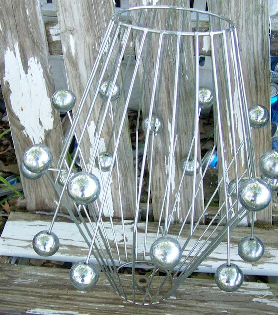 Sputnik Light Fixture