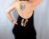 Mini Dress or Cowl Halter Top CUSTOM 4 U XXS - XXL