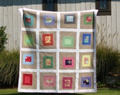Linen and Love Quilt