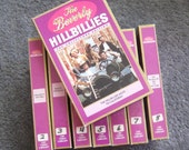 The Beverly Hillbillies The Collectors Edition VHS SET