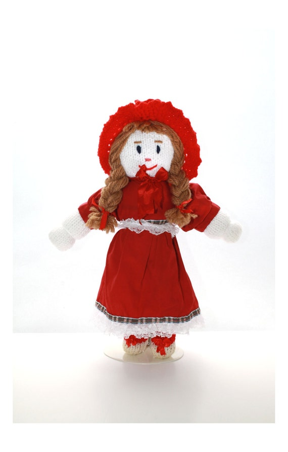 Rosie Red Tiny Scot Tot Doll