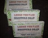 Vervain Lemon Soap  - 5 bars