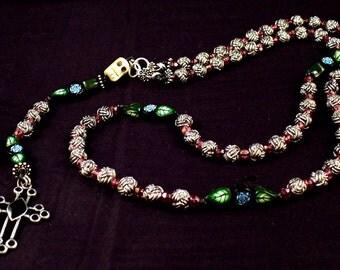 Día de los Muertos Rosary