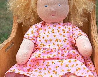 Waldorf Doll, Girl