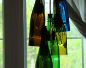Sonyas Wine Bottle Chandelier