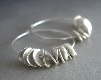 Sterling Silver Hoop Earrings, Small Silver Hoop Earrings, Silver Hoops, Sterling Silver, Sterling Silver Hoops, Silver Hoop Earrings