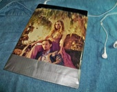 Duct Tape iPad Sleeve with TV Theme