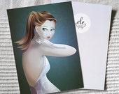 "Postcard ""Betty"""