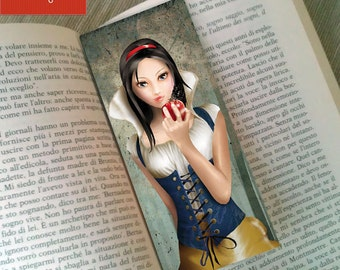 "Bookmark ""BIANCANEVE"""