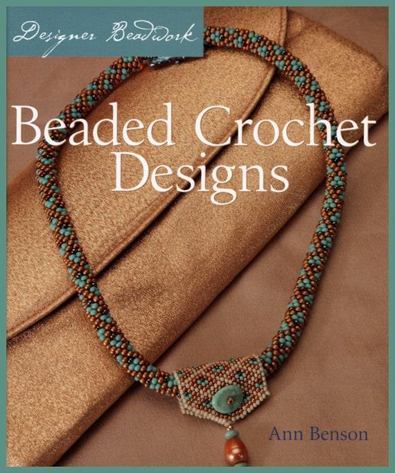2005 Beaded Crochet Designs Hardback Book