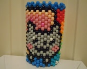 Nyan Cat Inspired Kandi Cuff