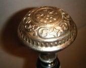 Vintage Brass Door Knob Bottle Stopper