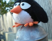 Pocket Penguin Finger Puppet