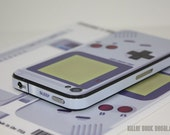 Deluxe Edition Game Guy iPhone 4 AT&T Version  Decal Skin