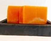 Mandarin Orange Sugar Scrub Soap All Natural