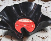 The Monkees Record Bowl
