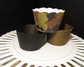Camoflauge Cupcake Wrappers