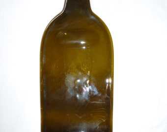 slumbped 750ml rhubarb wine bottle