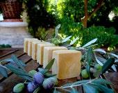 Greek Bergamot Soap with Olive Oil 100% Natural