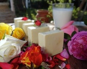 Coupon: SAP10 - Greek Goat Milk Soap with Rose, Honey and Olive Oil 100%Natural