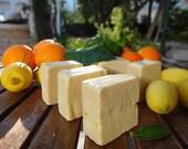 Coupon: SAP10 - Greek Seville Orange Soap with Lemon, Orange and Olive Oli 100%Natural