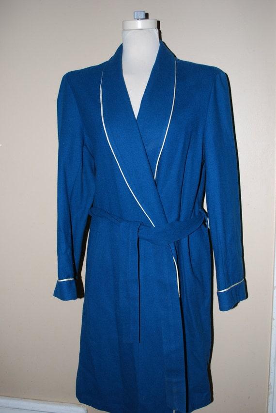 Vintage Pendleton Robe