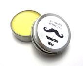 All Natural Mustache Wax
