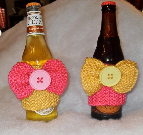 Crocheted Beer Koozies