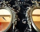 Set of Vintage Rococo Mirrors