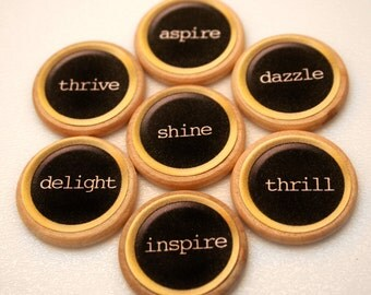 Push Pins/Magnets - Express Yourself, Inspire