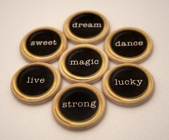 Push Pin or Magnets - Express Yourself - Dream