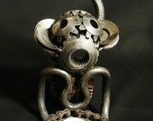 Steampunk Monkey