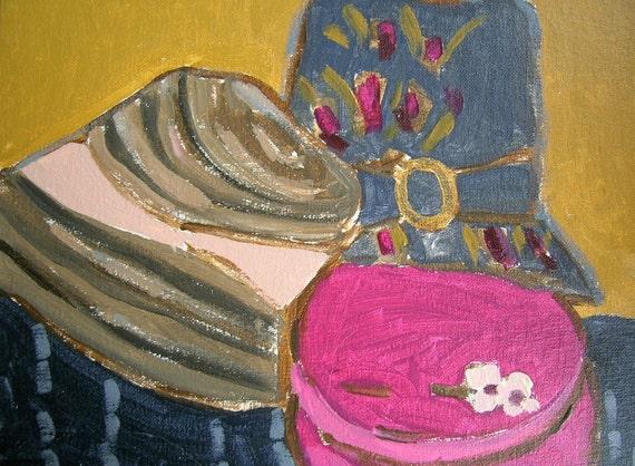 APRIL SALE-   Three Hats
