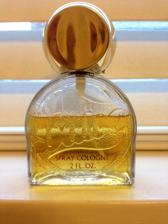 Vintage Faberge Babe Perfume Spray Cologne 2 Fl Oz