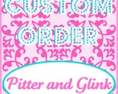 Custom Order for ANTIEDEB--Wasted Time Chevron Sign