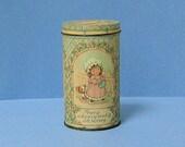 Tin Bank - Vintage Hallmark