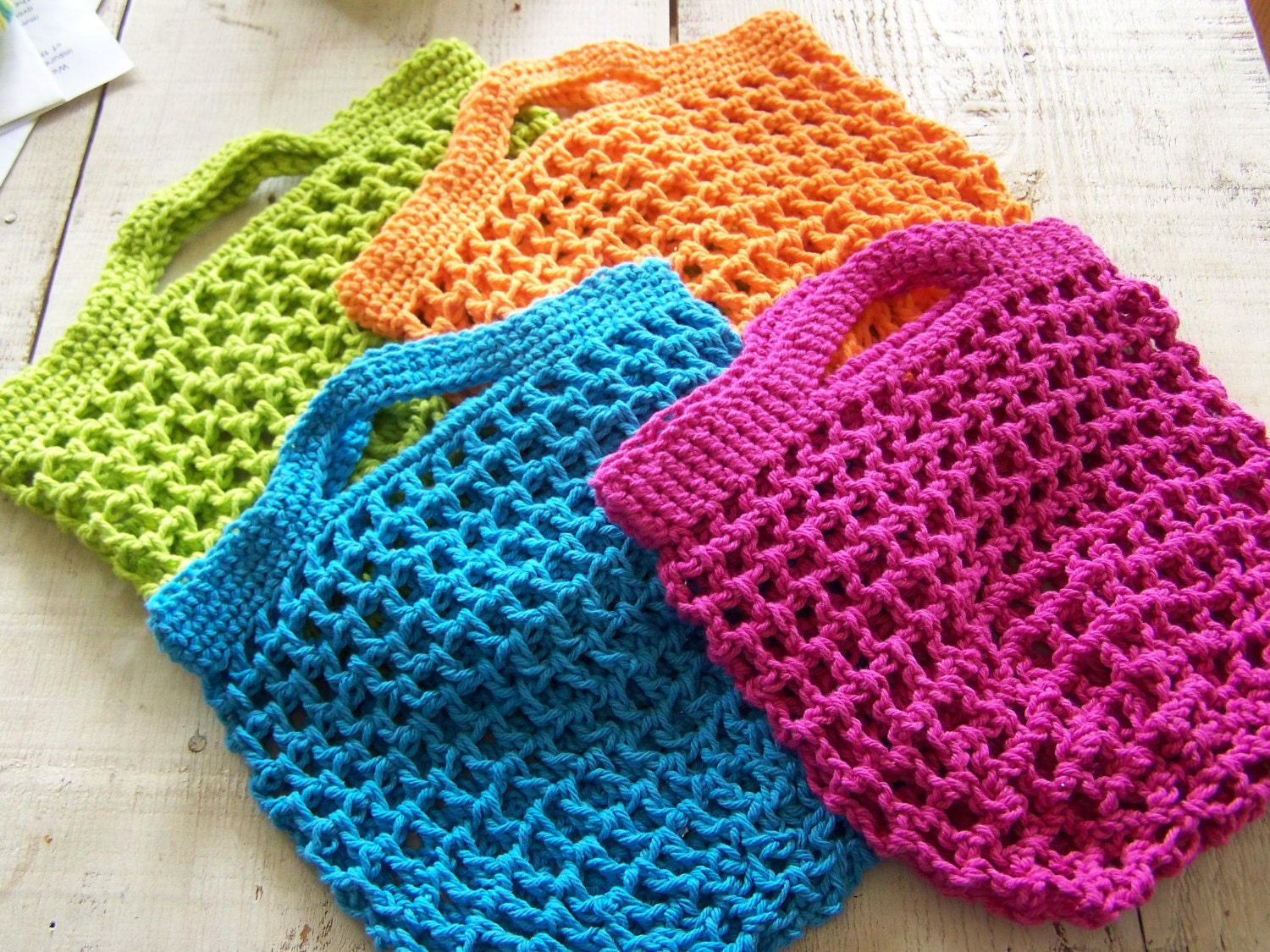 Free Crochet Patterns Using Plastic Grocery Bags ~ Pakbit for .