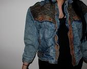 Vintage denim jacket (1960's-70's) ON SALE