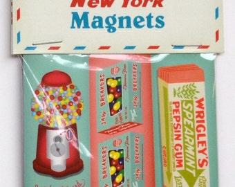 New York Magnet: Gum