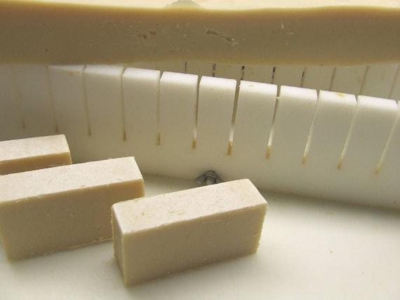 Natural Lavender Essential Goat Milk Soap-Olive Oil, Coconut Oil,