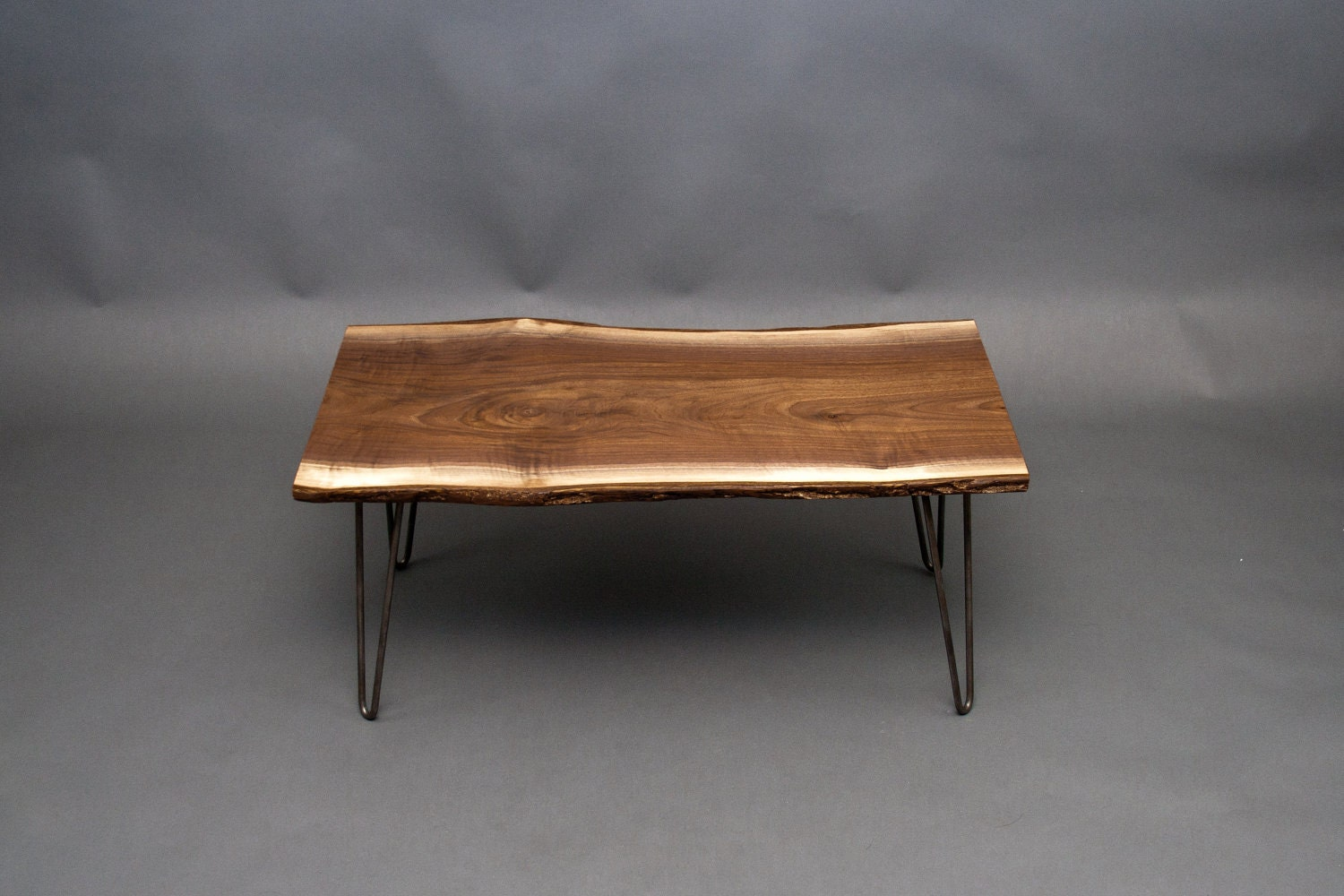 June Sale Black Walnut Coffee Table Natural Live