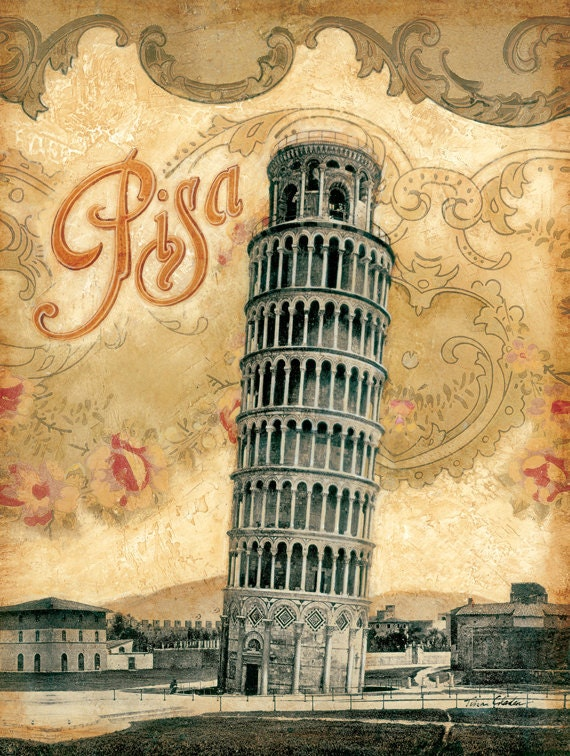 Tower Pisa Italy Italy Leaning Tower of Pisa