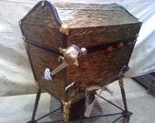 Pirate Treasure Chest BBQ